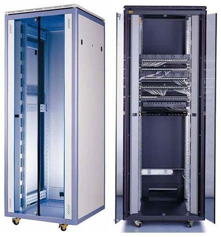 19 дюймовые монтажные шкафы DG-Rack-800