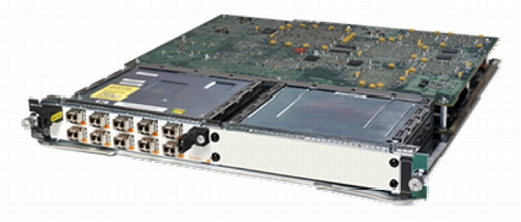50Gbps Enhanced Fabric with 5SFC and 2CSC for Cisco 12010