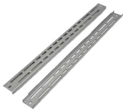 ZPAS M1R-03-0002 (1600-9-2) Горизонтальный монтажный профиль для шкафов SZB глубиной 600 мм