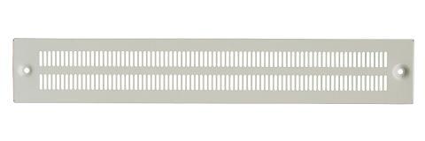 (SALE!) ZPAS WZ-1982-05-03-011 (1982-5-1/3) (SZB-20-00-03/4) Боковая панель для цоколя, длина 250 mm, металлическая с перфорацией