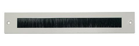 ZPAS WZ-1982-04-07-011 (1982-4-1/7) (SZB-20-00-04/2) Боковая панель для цоколя, длина 600 mm, металлическая с щеточным вводом