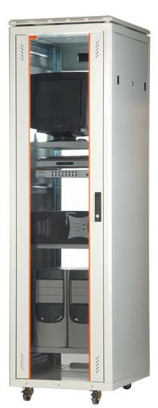 19 дюймовые монтажные шкафы DG-Rack