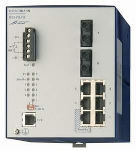 5 портов 10/100BASE-TX с RJ45 (ТР - 100м) и 2 порта 100BASE-FХ с ST (MMF - до 5 км); Защ.IP 20; Упр.SNMP и Web-based; DIN-rail;