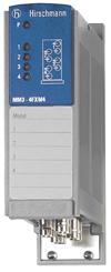 4 порта 100BASE-FX , POF и HCS MMF BFOC/ST F/O коннекторы для S980/1000- и S200/230 µm-волокно , 650нм MM3-4FXP4