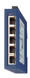 5 портов 10/100BASE-TX с RJ45 (TP - 100м); Защ.IP 30; DIN-rail; SPIDER-5TX