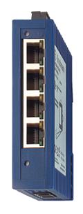 4 порта 10/100BASE-TX с RJ45 (TP - 100м) и 1 порт 100BASE-FХ с SC. (MMF - до 5 км); Защ.IP 20; DIN-rail; SPIDER 4TX/1FX