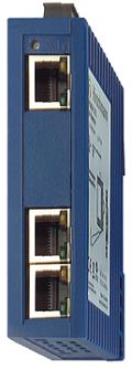 3 порта 10/100BASE-TX с RJ45 (TP - 100м); Защ.IP 30; DIN-rail; SPIDER 3TX-TAP
