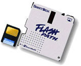 Floppy Disk to Memory Card Read-Writers SmartDisk FlashPath